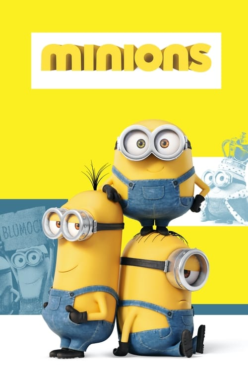 Download Minions (2015) Movie Free Online