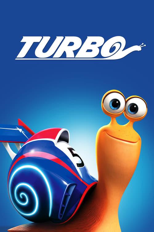 Turbo - Poster