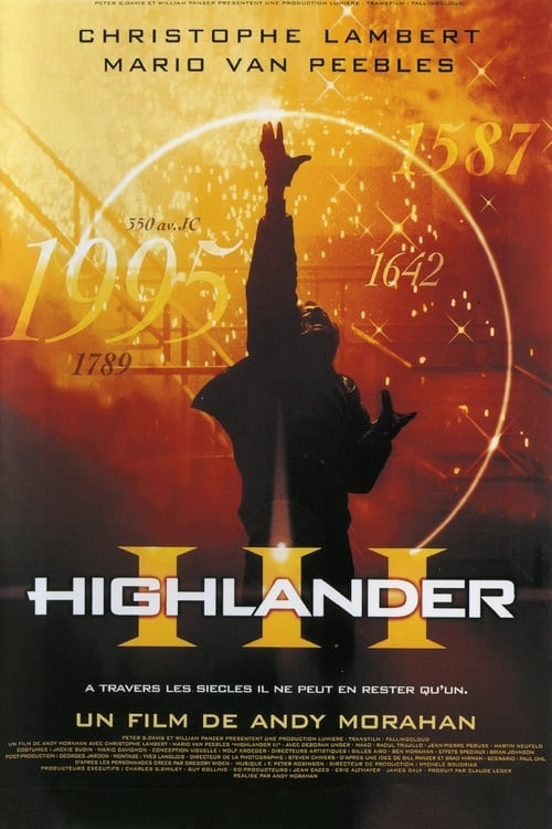 Voir Highlander 3 (1994) streaming vf