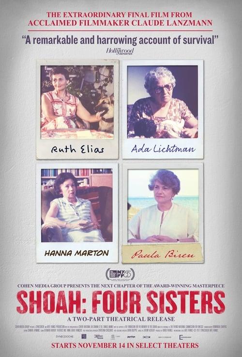 Shoah: Four Sisters (2017)