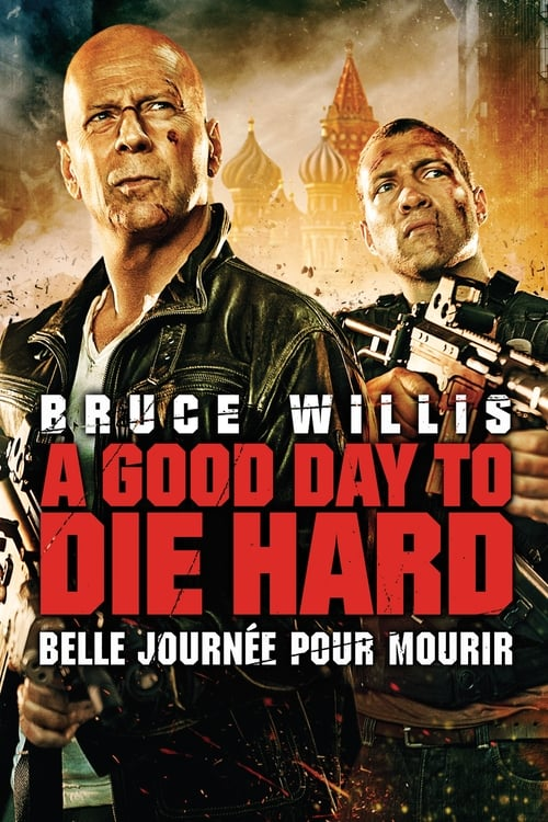 [VF] Die Hard : Belle journée pour mourir (2013) streaming Amazon Prime Video