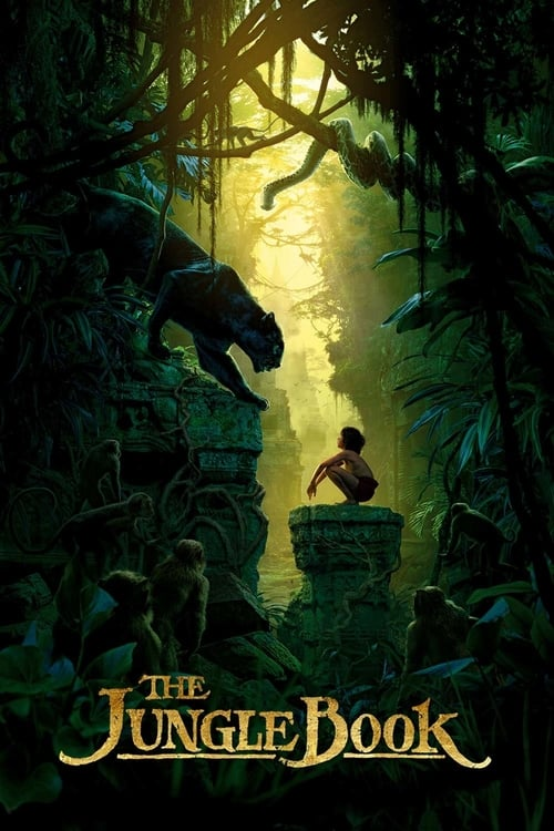 Watch The Jungle Book (2016) Full Movie