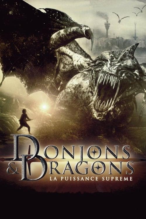 [HD] Donjons & Dragons : La Puissance suprême (2005) streaming Amazon Prime Video