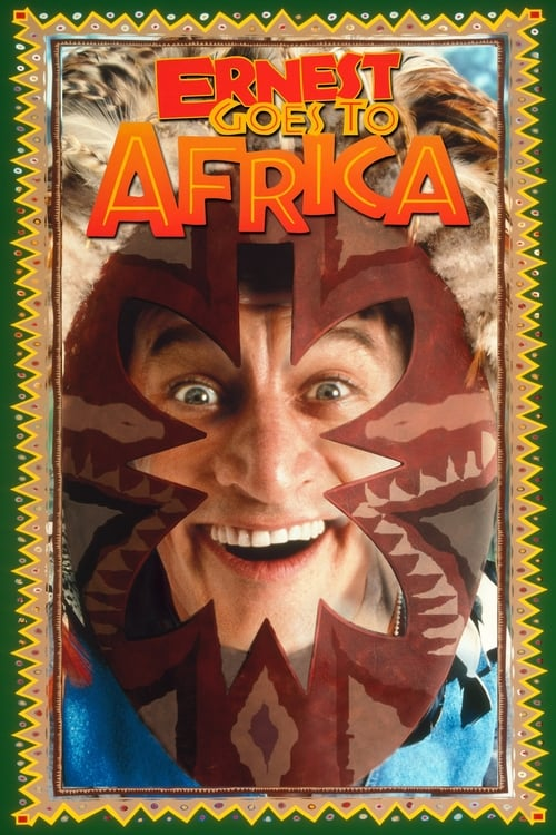 Ernest Goes to Africa (1997) Poster