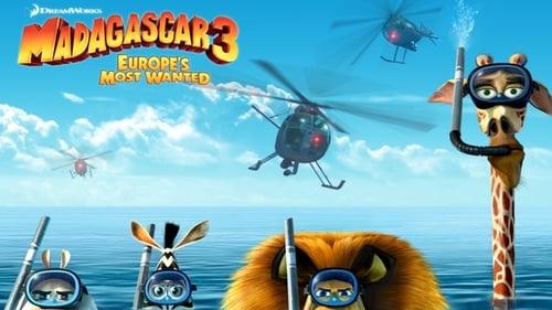 Madagascar 3: Europe's Most Wanted (2012) Subtitle Indonesia