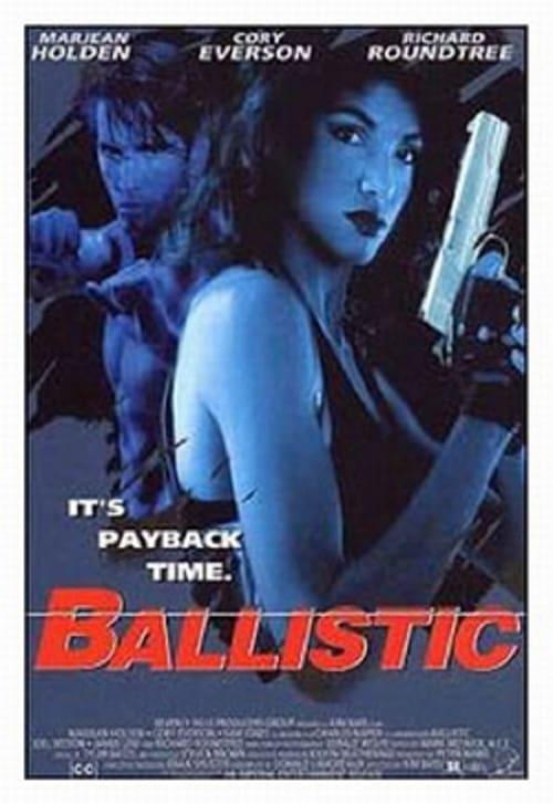 Ballistic (1995) Poster