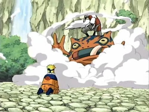 Naruto - Season 2 - Episode 54: Summoning Jutsu; Wisdom of the Toad Sage!