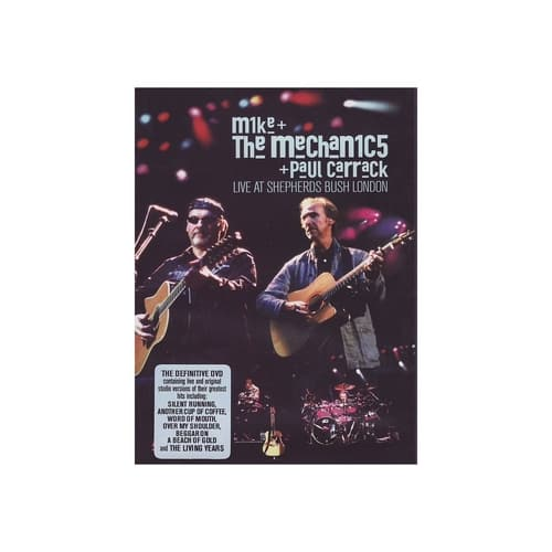Mike and the Mechanics and Paul Carrack - Live at Shepherds Bush Online