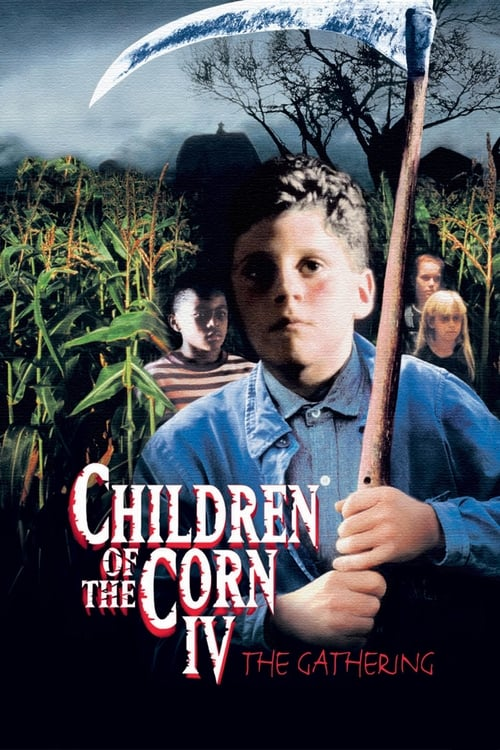 Largescale poster for Children of the Corn IV: The Gathering