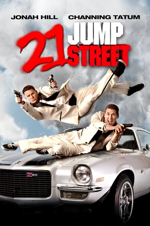 21 Jump Street - Poster