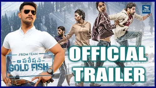 Operation Gold Fish (2019) South Indian Full Movie Hindi Dubbed Watch Online Free Download HD