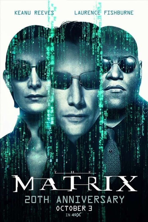 The Matrix 1 (1999) เพาะพันธุ์มนุษย์เหนือโลก
