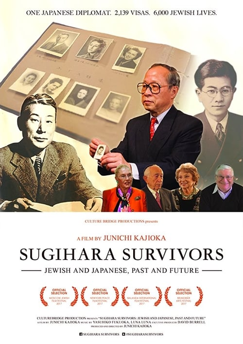 Watch Sugihara Survivors: Jewish and Japanese, Past and Future Online Free megashare