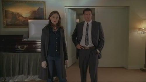 Bones: Season 1 – Episod The Graft in the Girl
