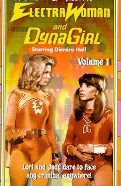 Largescale poster for Electra Woman and Dyna Girl