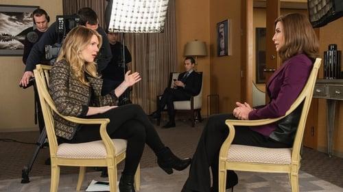The Good Wife - Season 6 - Episode 18: Loser Edit