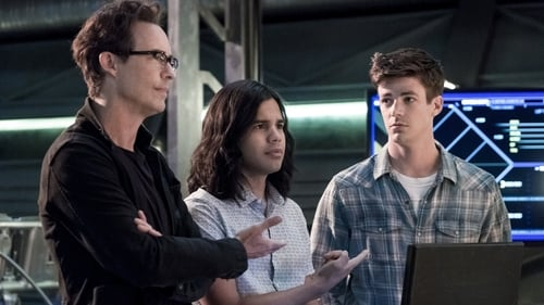 The Flash - Season 4 - Episode 5: Girls Night Out