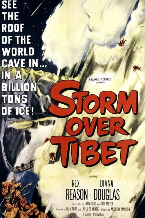Mira La Película Storm Over Tibet En Buena Calidad
