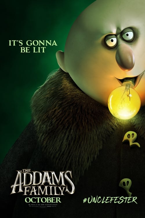 The Addams Family Whatever