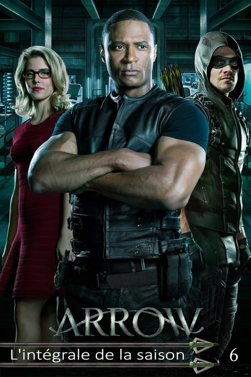 Arrow: Saison 6