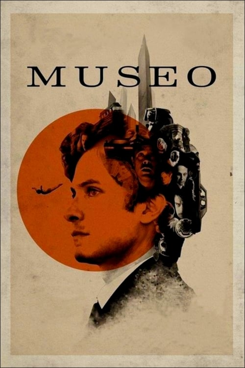 Streaming Museo (2018) Full Movie