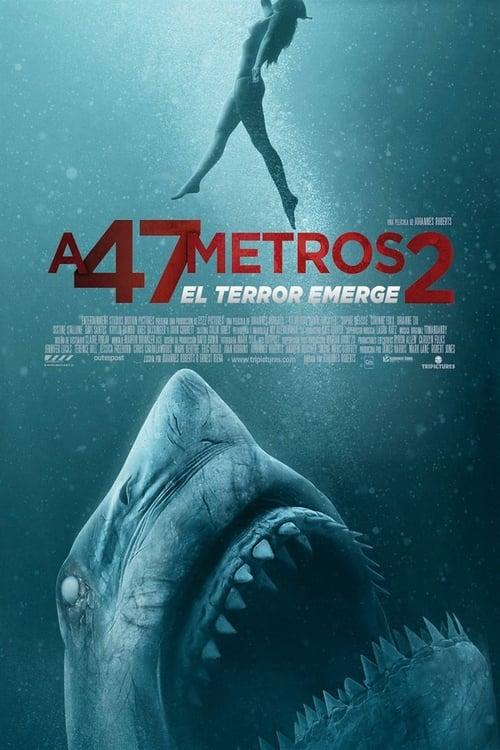 Imagen A 47 metros 2: el terror emerge