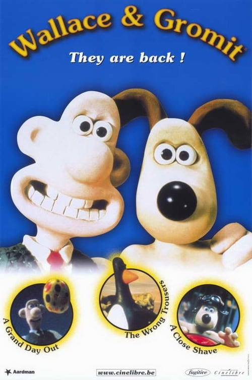 Mira La Película Wallace & Gromit: The Best of Aardman Animation En Buena Calidad Hd 720p