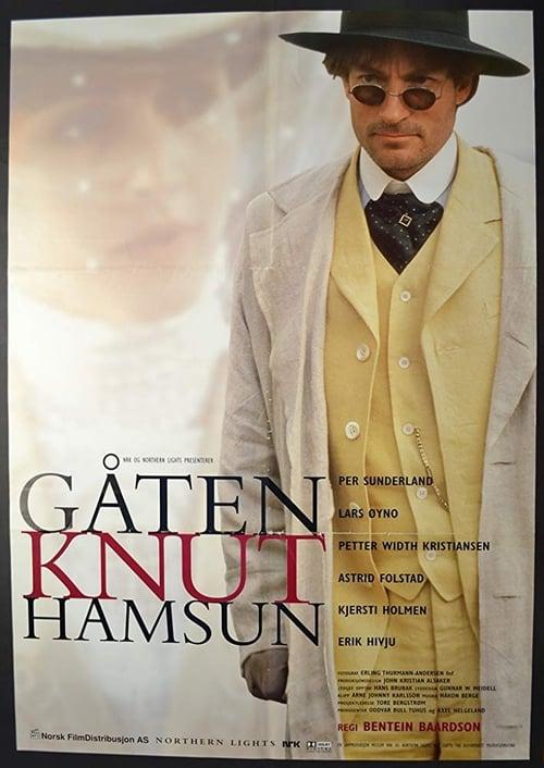 Regarder Le Film Gåten Knut Hamsun En Français