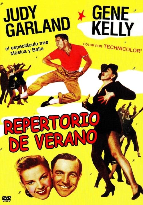 Repertorio de verano 1950