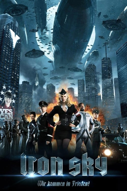 Streaming Iron Sky (2012) Full Movie