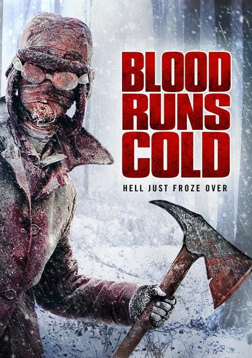 The poster of Blood Runs Cold