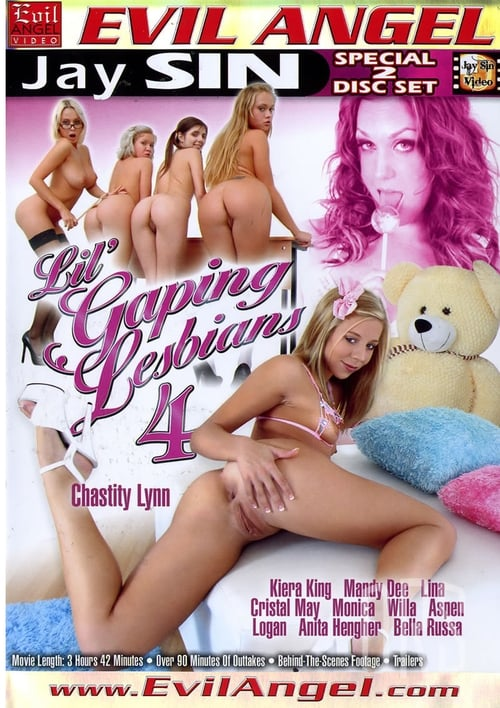 Ver pelicula Lil' Gaping Lesbians 4 Online