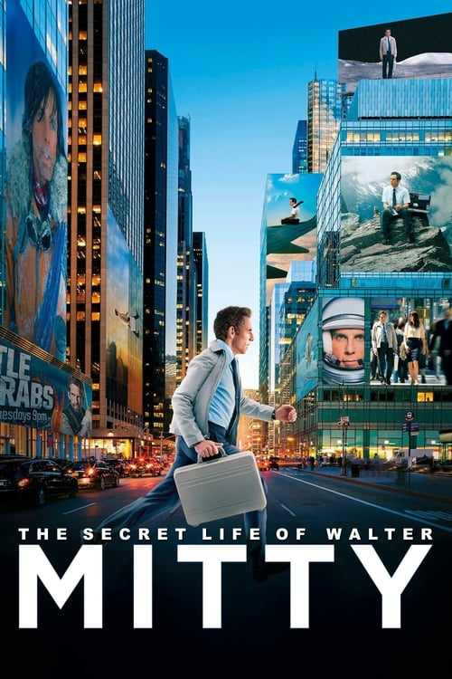 Watch The Secret Life of Walter Mitty (2013) Full Movie