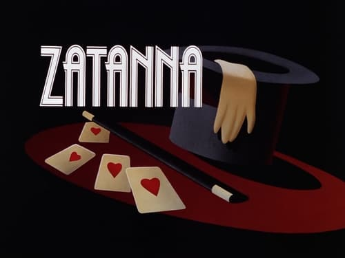 Batman: The Animated Series: Season 1 – Episod Zatanna