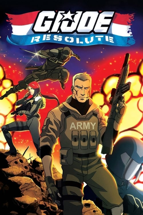 G.I. Joe: Resolute (2009)