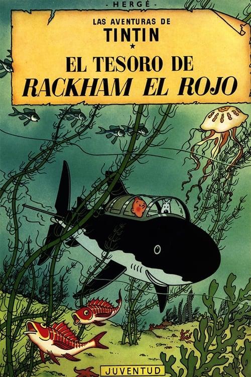 Mira La Película El tesoro de Rackham el Rojo Con Subtítulos