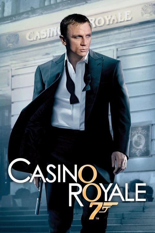 Streaming Casino Royale (2006) Full Movie
