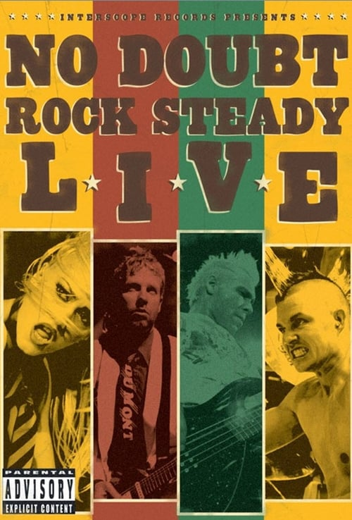 No Doubt: Rock Steady Live