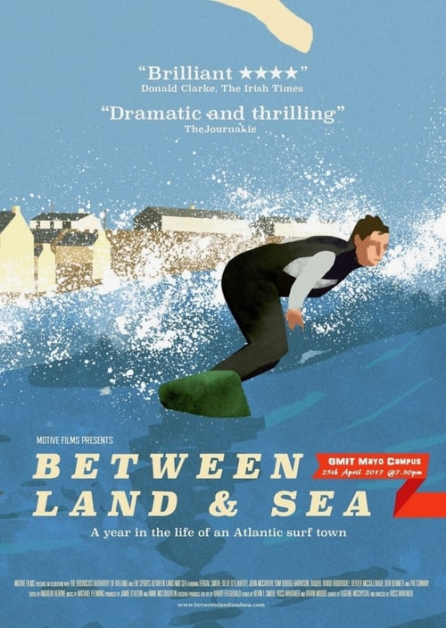 Between Land and Sea Watch Free