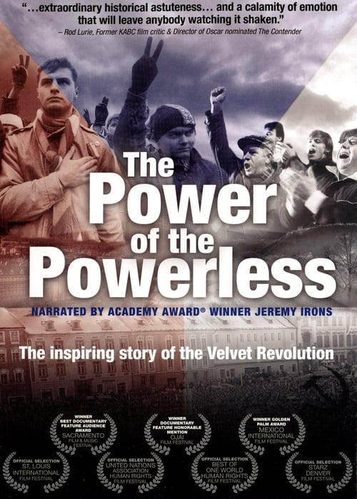 Film The Power of the Powerless Doublé En Français