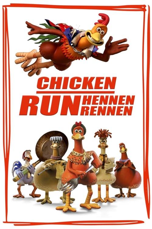 Chicken Run - Hennen rennen - Animation / 2000 / ab 0 Jahre