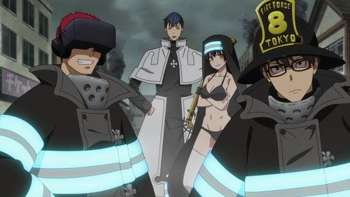 Enen no Shouboutai: Ni no Shou Episode 4