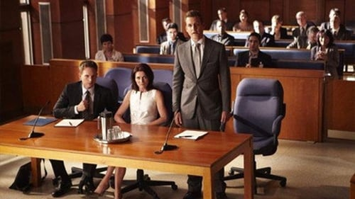 Suits - Season 3 - Episode 3: Unfinished Business