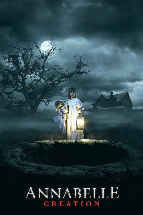 Poster for Annabelle: Creation
