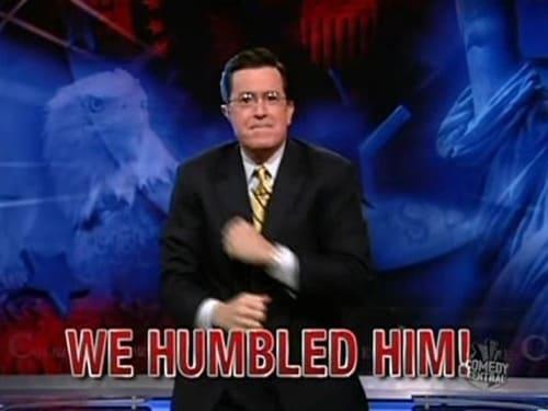 The Colbert Report: Season 4 – Episode Sen. Bob Graham, Nicholas Wade
