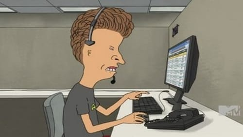 Watch Beavis and Butt-head S8E04 Online