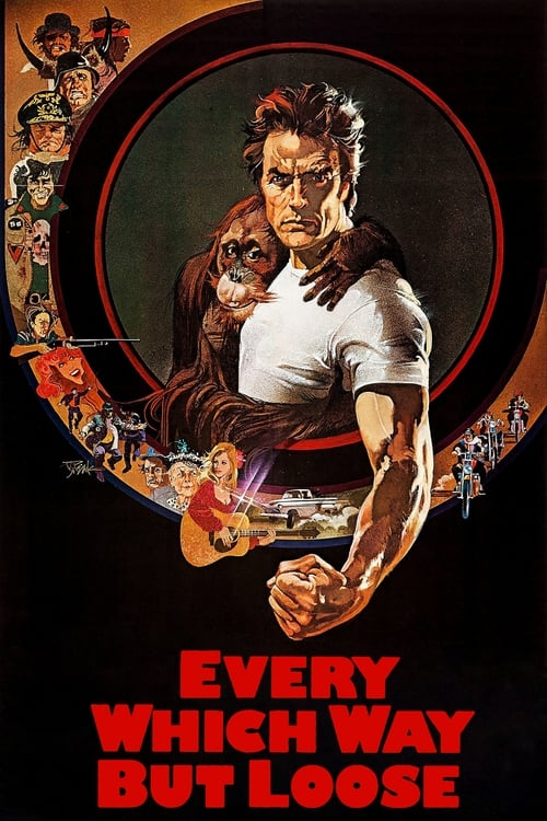 Watch Every Which Way But Loose (1978) Best Quality Movie