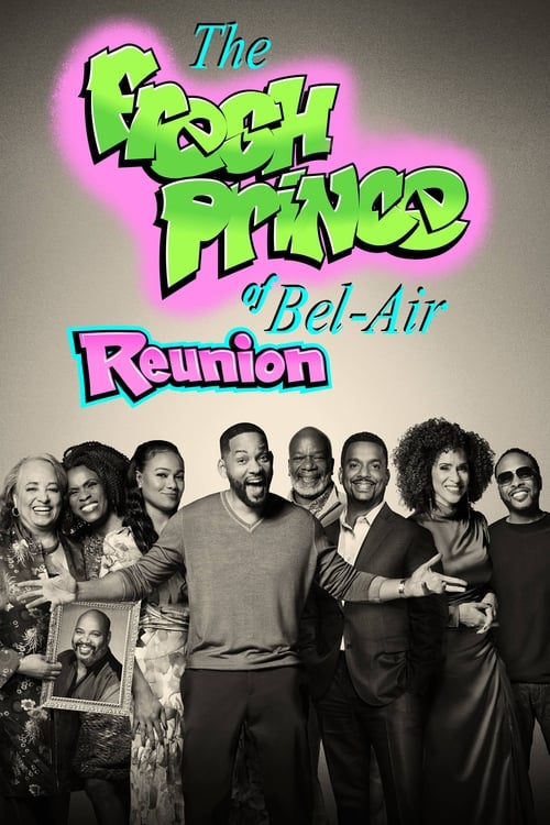 The Fresh Prince of Bel-Air Reunion Special (2020) Poster