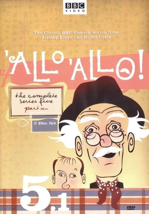 'Allo 'Allo!: Season 5