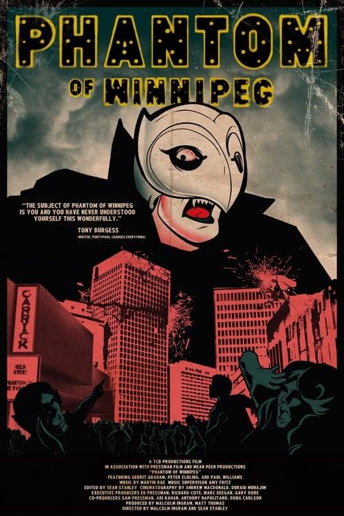 Filme Phantom of Winnipeg Dublado Em Português